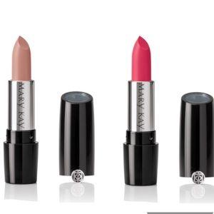 NEW Mary Kay Gel Semi-Matte Lipstick